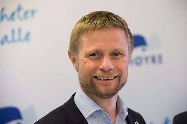 Helseminister Bent Høie Foto: Terje Bendiksby (NTB scanpix)