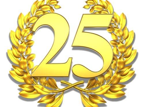 25 års jubileum Landsforbundet for kombinert syns  og hørselshemmede/døvblinde 25  25 års jubileum