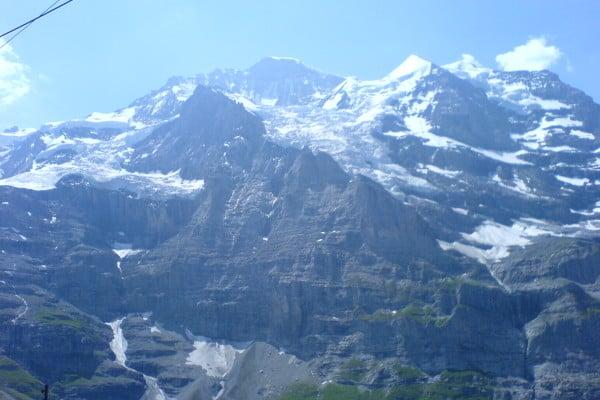 Alpene, Sveits