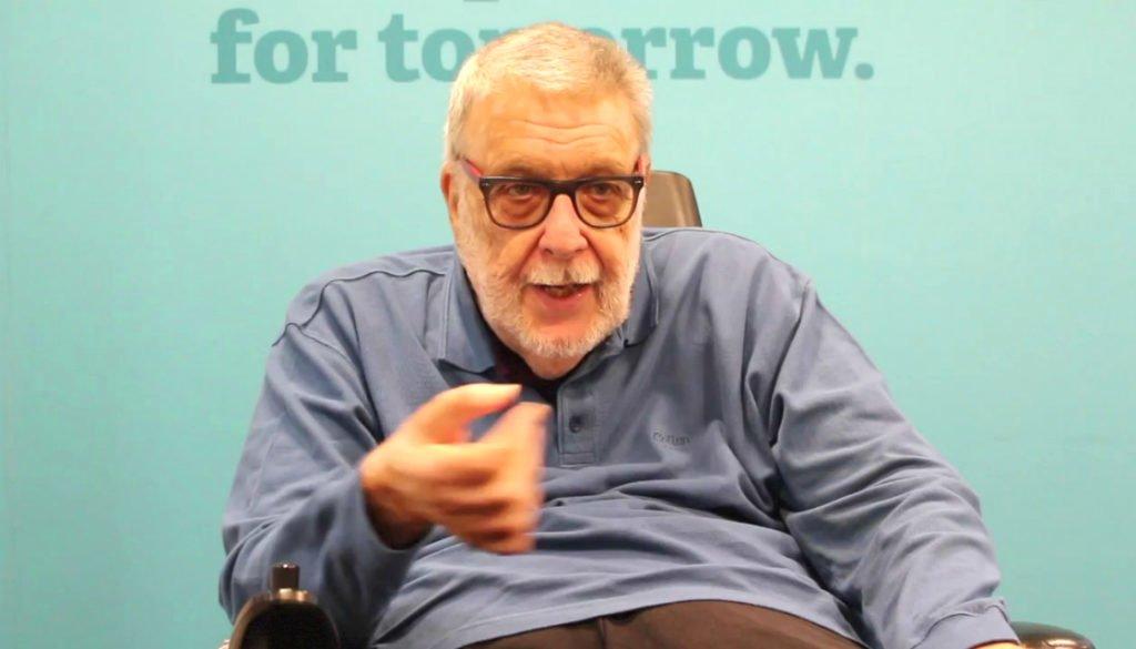 Mike Oliver - menneskerettighetsaktivist